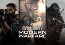 Call of Duty: Modern Warfare splash image