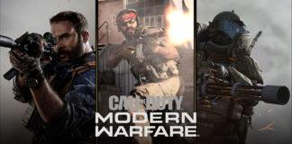 Call of Duty: Modern Warfare splash image