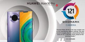 DxOMark for Huawei