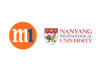 M1 and NTU logos
