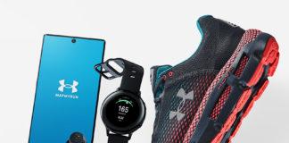 Samsung Galaxy Watch Active2 Under Armor Edition