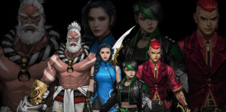Marvel Future Fight's Warriors of the Sky