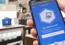 Using Microsoft Synchronized Shopping on a phone