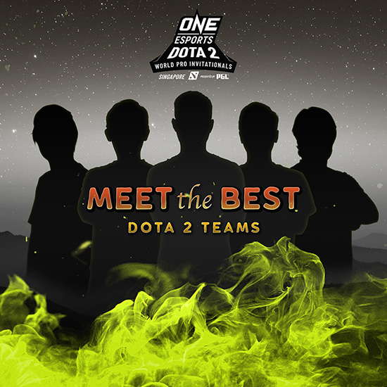 ONE Esports DOTA 2 Meet the Best