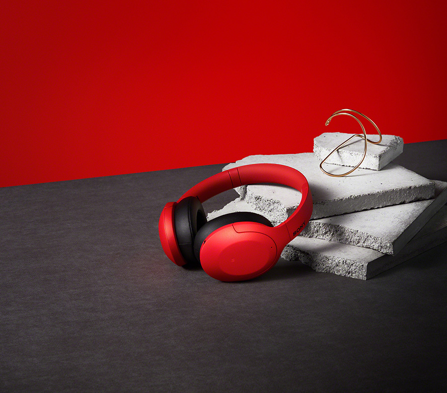 Red WH-H910N