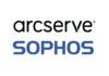 Arcserve Sophos logos