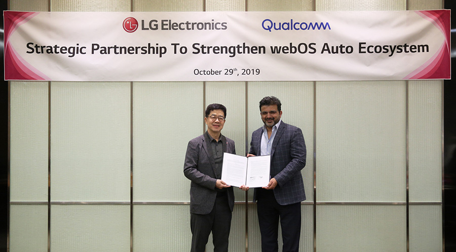 LG and Qualcomm's strategic partnership