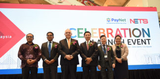 NETS and Paynet Cross Border agreement ceremony