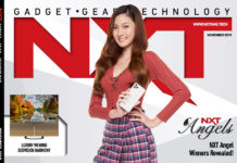 NXT November 2019 Issue cover