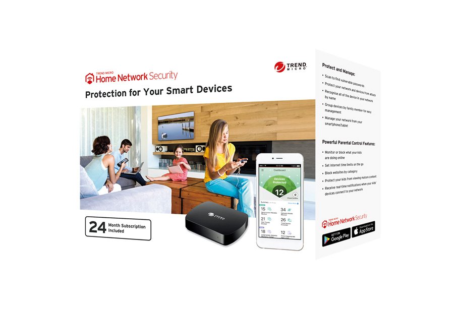 Trend Micro Home Security