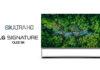 LG 8K Ultra HD Signature OLED TV