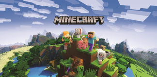 Minecraft starter collection key art