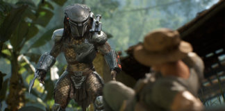 Screenshot from Predator: Hunting Grounds