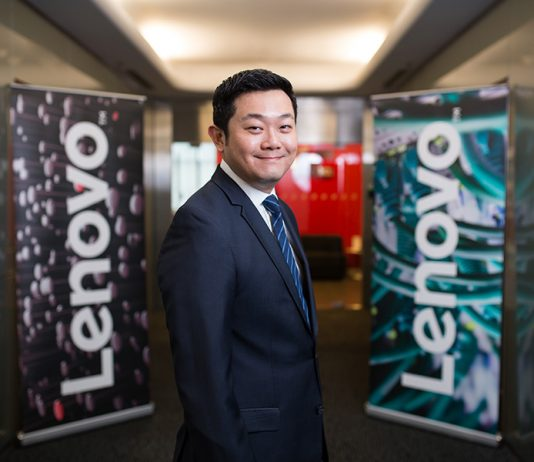 Eddie Ang, General Manager Lenovo Singapore