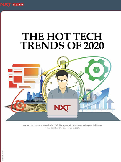 NXT January 2020 issue