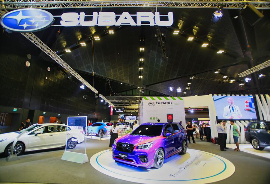Singapore Motorshow 2020
