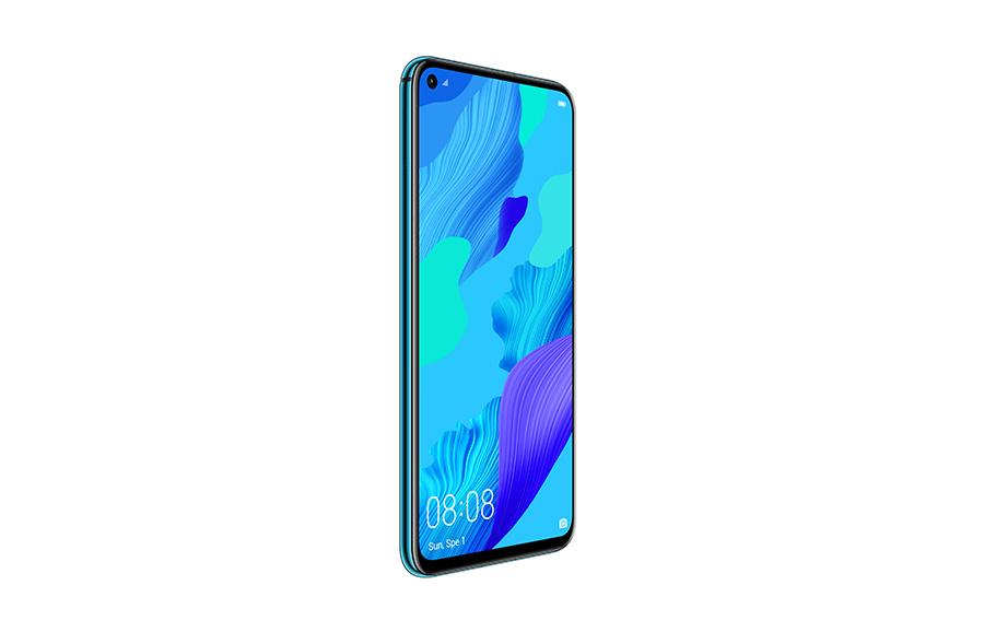 Huawei nova 5T Crush Green