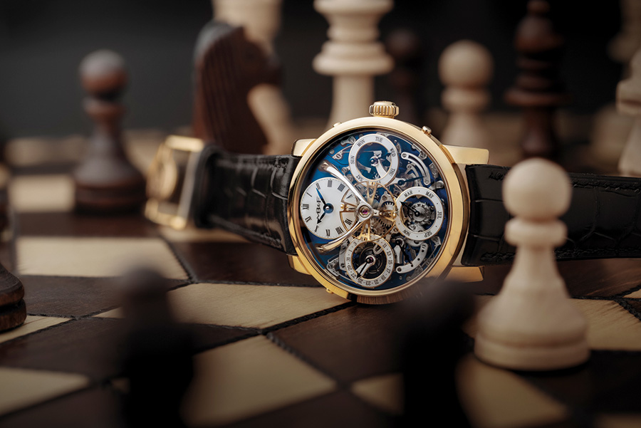 The Legacy Machine Perpetual watch