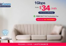 Whizcomms 1Gbps Broadband Deals