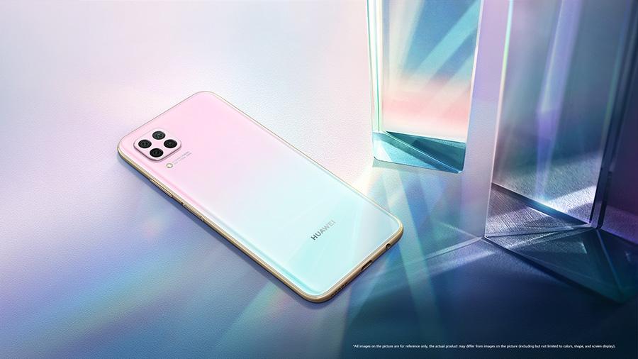 Huawei Nova 7i Sakura Pink