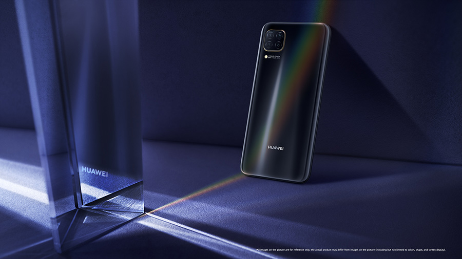Huawei Nova 7i Midnight Black