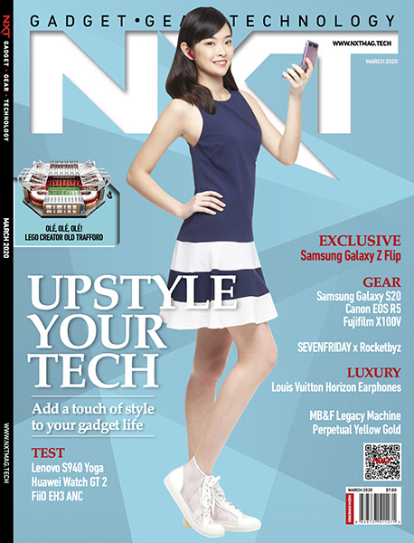 NXT March 2020 issue cover
