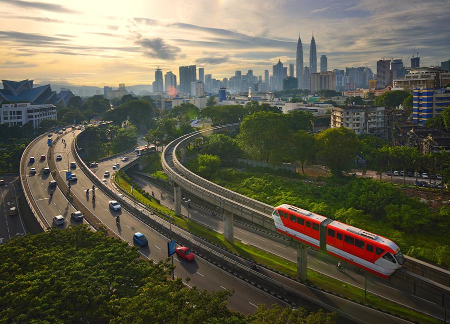 Malaysia - Kuala Lumpur City