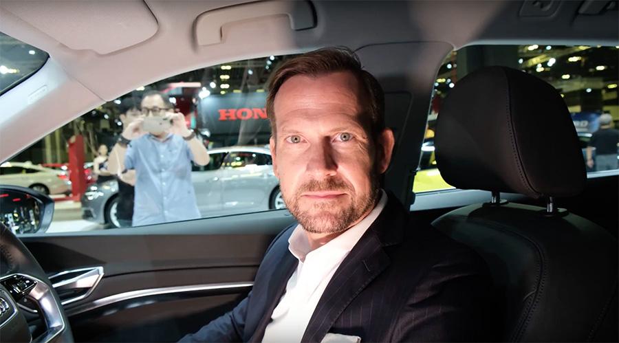 Markus Schuster - Managing Director of Audi Singapore