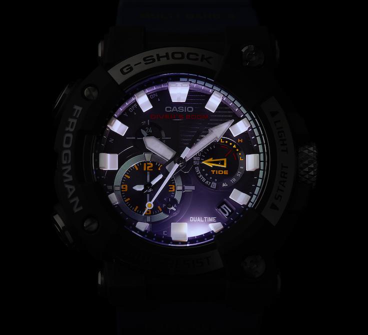 GWF-A1000 FROGMAN