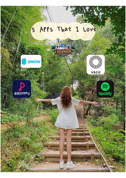 5 apps that Avvrey loves