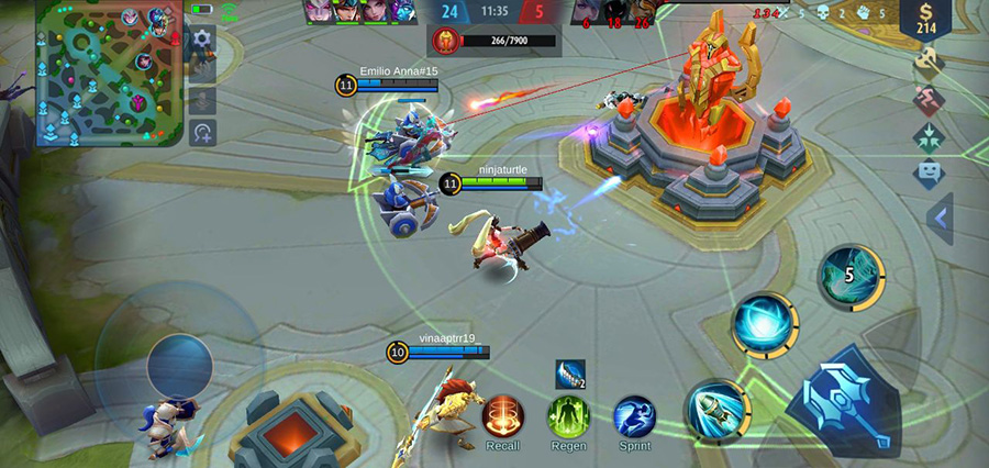 Clarissa's Favourite 5 apps during the circuit breaker Mobile Legends