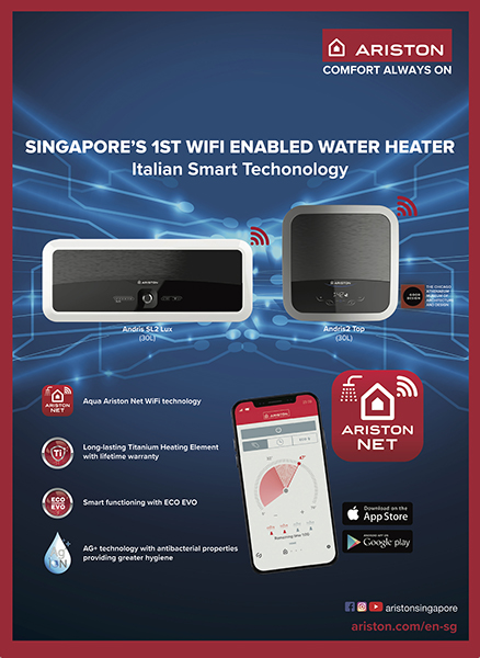 Ariston WiFi Enabled products