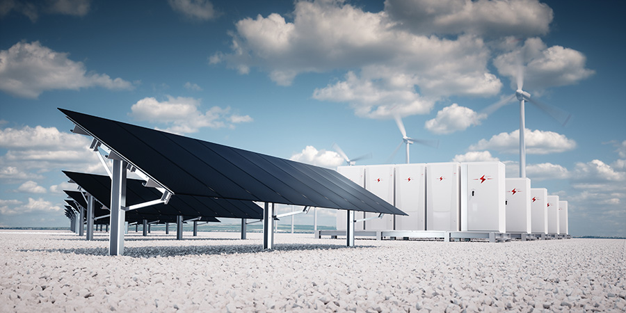 Building the Energy-Minded Data Centre