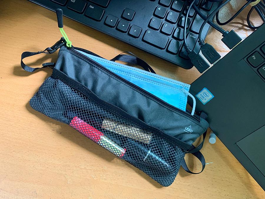 Travelmall Anti Bacterial Cross Body Bag