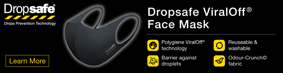 Dropsafe Mask ad